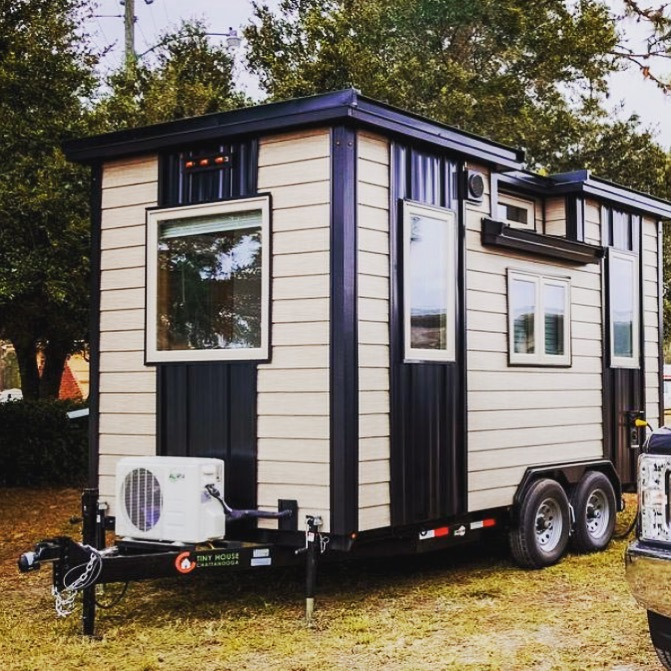 Diy steel frame kits tiny house foundations for Tiny homes on foundations