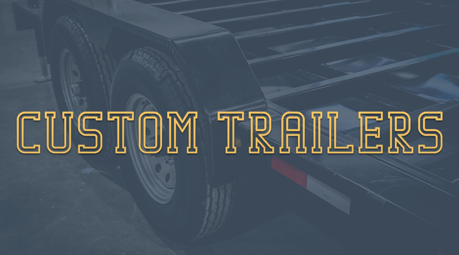 Tiny House Foundations Trailers