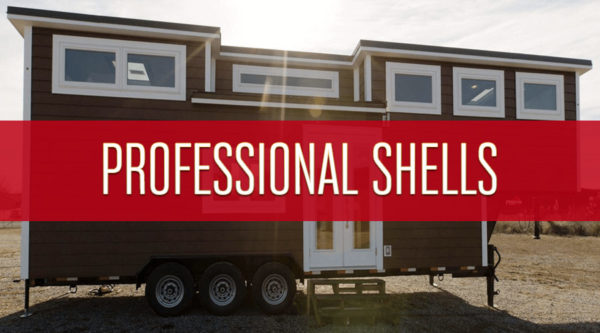 Tiny House Foundations Shell Builds